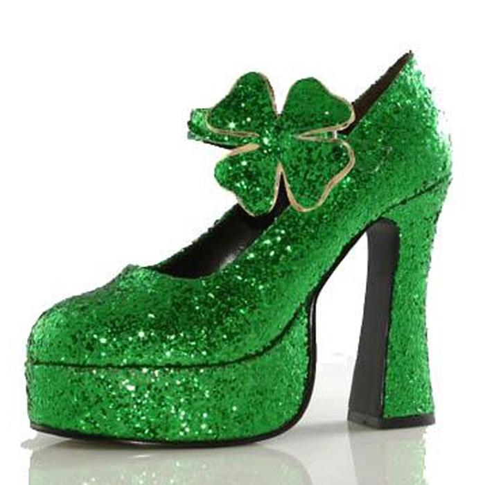 Shamrock (Green) Adult Shoes