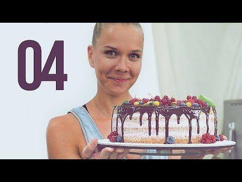 Lieskovcovo-malinova torta | SLADKÁ ŠKOLA  - YouTube