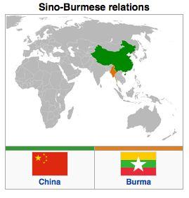 us burma trade relationship