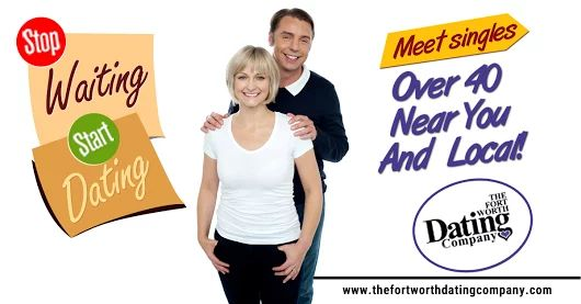 Over 40's local dating - Find that perfect 40+ partner.