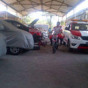 Garasi Persewaan Mobil