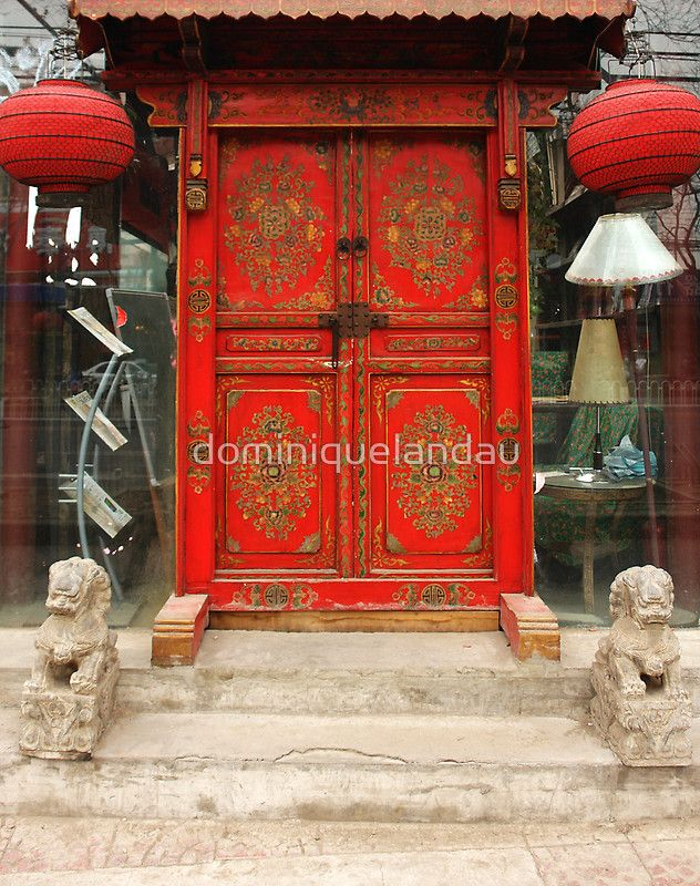 Chinese red door & 75 best Chinese Door images on Pinterest | Chinese door Windows and ...