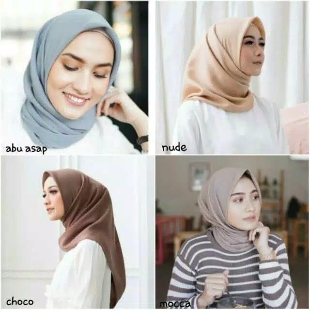 Tutorial Hijab Dua Warna Untuk Kebaya Kursus Hijab Hijab Remaja