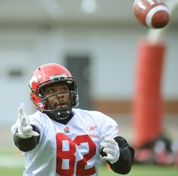 Nik Lewis shows he has staying power; into his 10th season and still completing passes and scoring touch downs July 12 2013