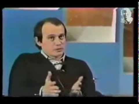 (1) Silvio Rodríguez habla de Pablo Milanés (1981) - YouTube