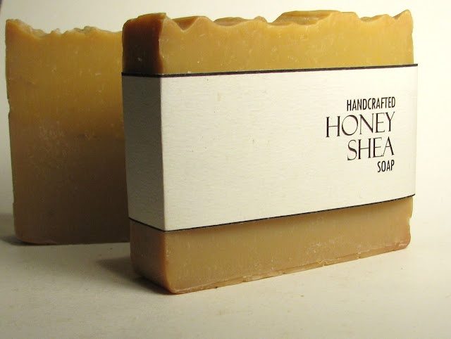 simple soap label