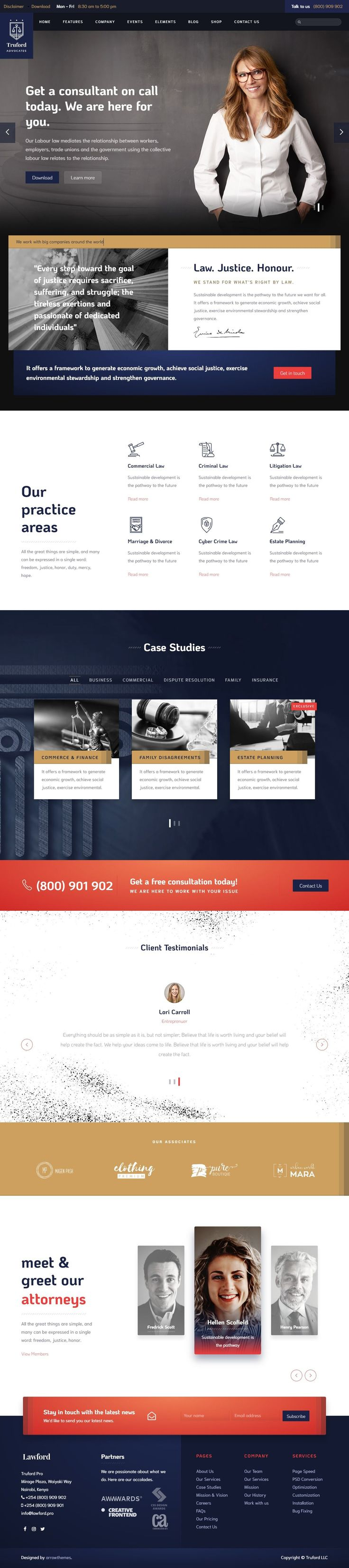 #attorney #business #template #attorney #business