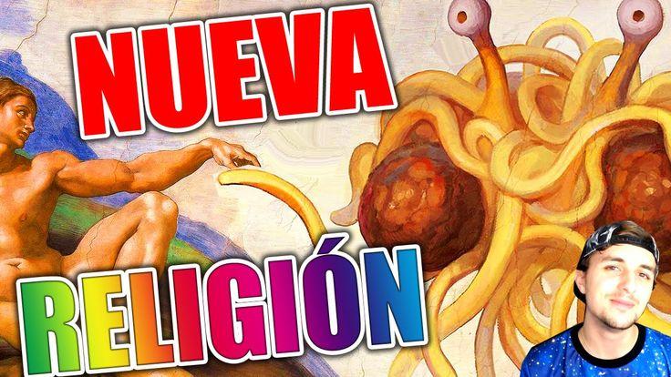 El monstruo de espagueti volador... UNA RELIGIÓN REAL