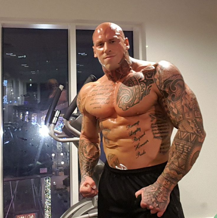 Martyn Ford 51374 - MyMuscleVideo | Bodybuilder