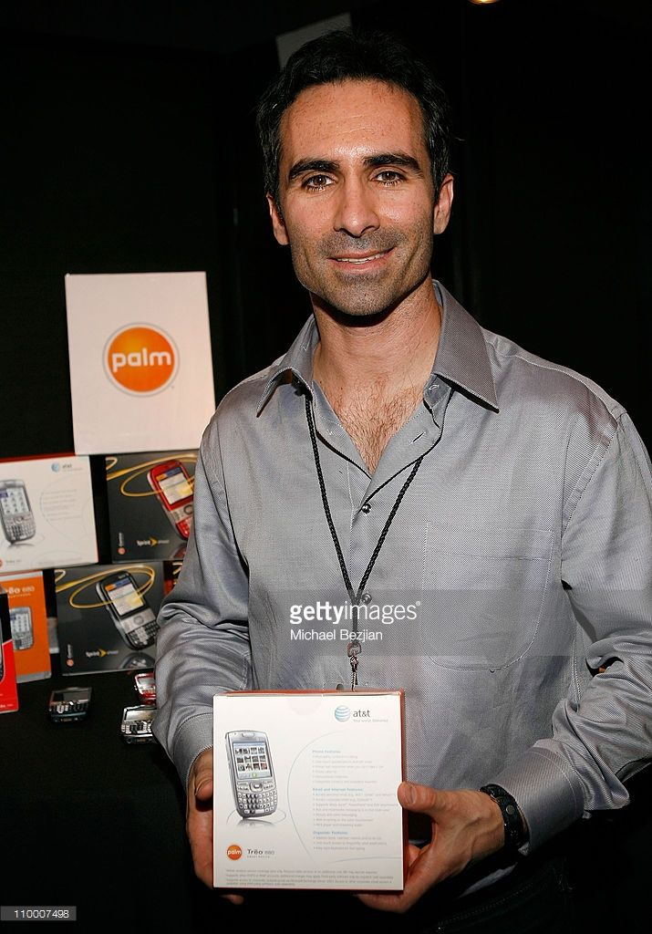 Actor Nestor Carbonell at the Access Hollywood Stuff You Must... Lounge Presented by On 3 Productions at Sofitel Hotel on January 11, 2008 in Beverly Hills, California.