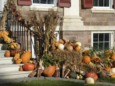300 Best Fall Front Entry Decor Images On Pinterest Fall