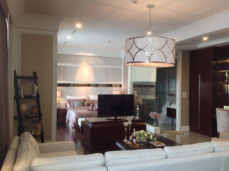 Tuscany Residence - Intermark BSD, Tangerang, Indonesia ( mock up room)