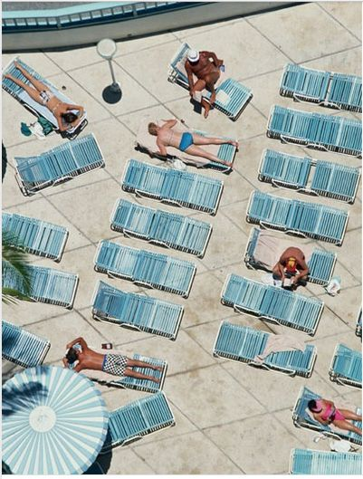 On today's mood board: Monte Carlo by Slim Aarons #mondayblues #montecarlo #inspo #slimaarons