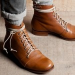 Hard Graft Shoes - Mens High Boot - Heritage