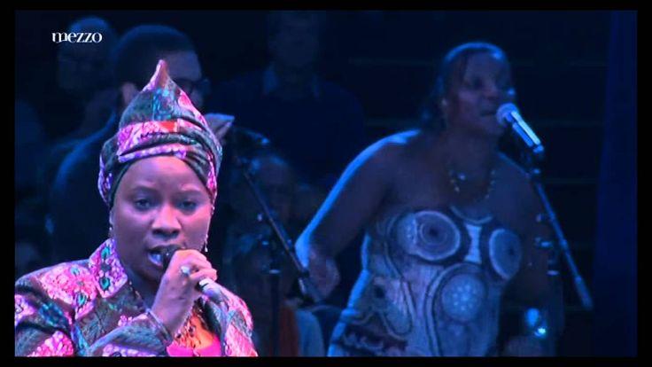 ''Homenagem a Cesaria Evora'' no Circo de Inverno de Paris  Festival d'Ile de France 2012 - YouTube