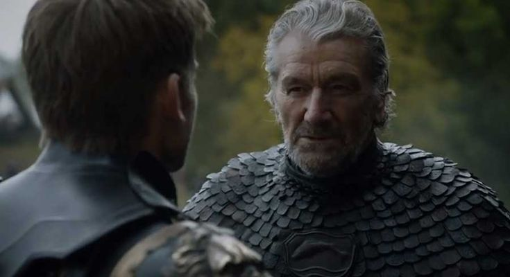 Nikolaj Coster-Waldau and Clive Russell (Blackfish) talk about Brienne and the siege of Riverrun