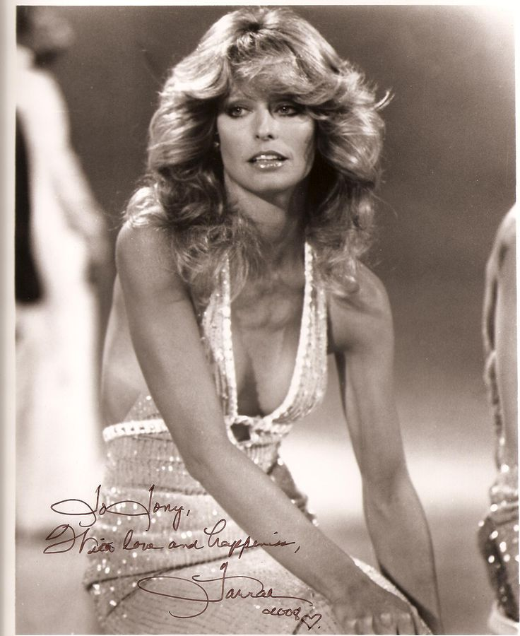 farrah fawcett pinups | Farrah Fawcett was a pinup queen of the '70s and '80s. Image via ...