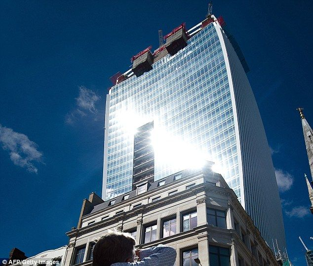 London Building Melt Shops