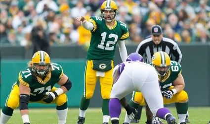 Green Bay Packers Begin the Playoff Battle