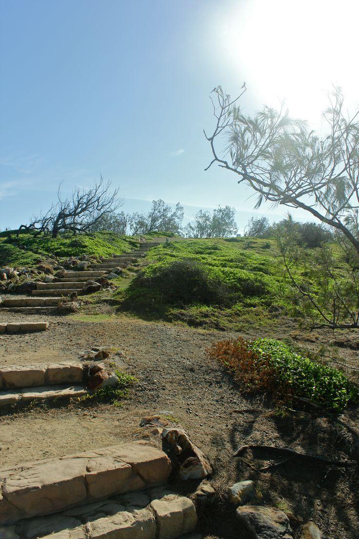 View of Noosa Park, Queensland, Australia