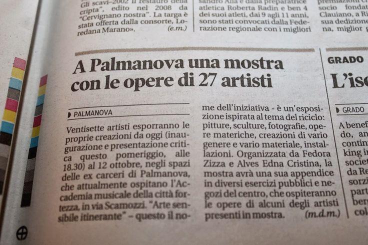 ARTE SENSIBILE PALMANOVA