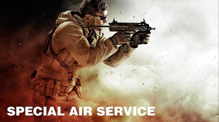 SAS | Unit | Medal of Honor Warfighter