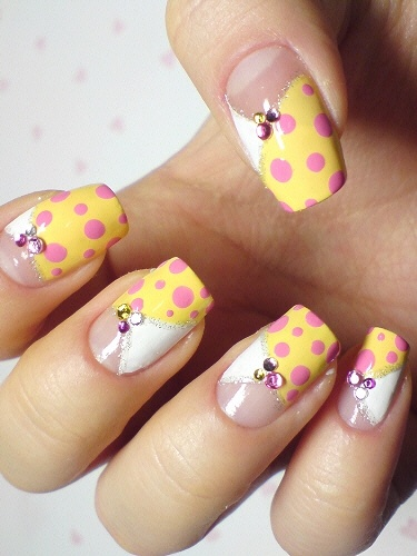 17 Best Images About Diy Easter Nail Design On Pinterest Nail Art Peep Show And Swirl Nail Art