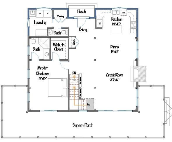 11 best floor plans images on pinterest | pole barn houses, pole