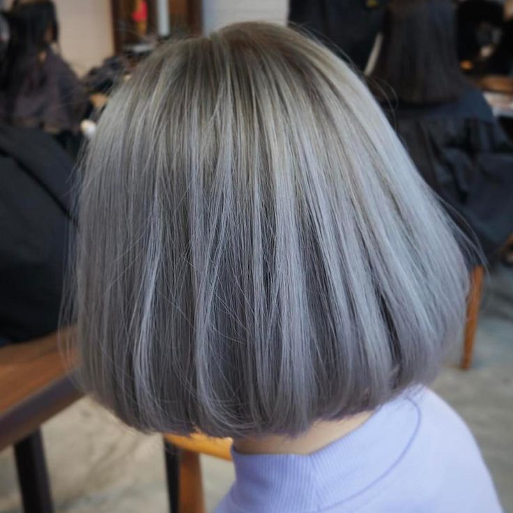 "2,168 Likes, 82 Comments - DISTRIBUTOR PRAVANA INDONESIA (@pravanaindonesia) on Instagram: ""Hey you stunning head!  . Her formula : Pravana Vivids Silver (silver mix lavender)  . Woooow…"""