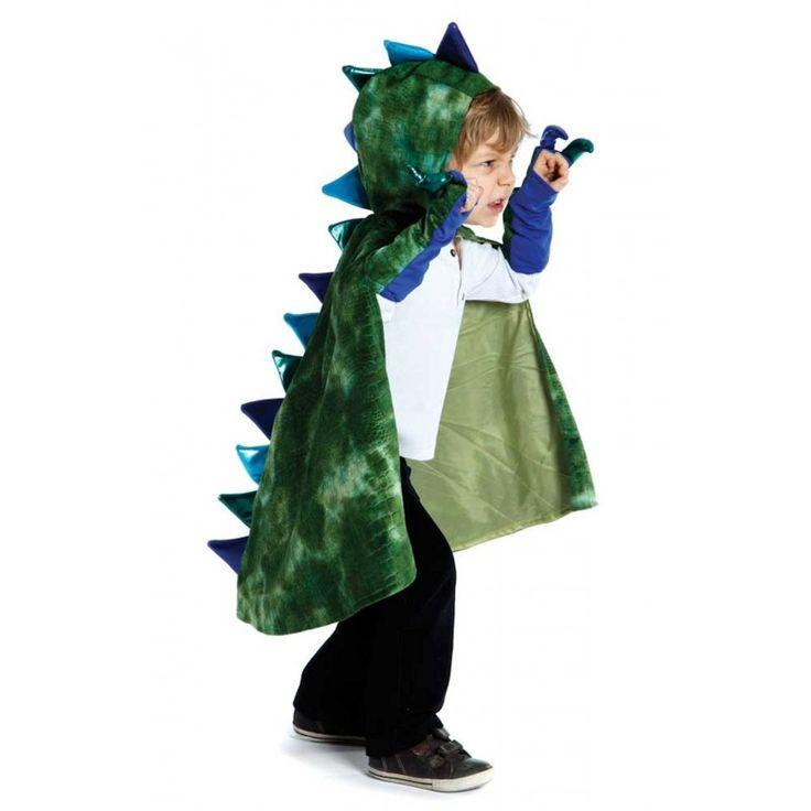 Groene Draak Kostuum (3-6 jaar)