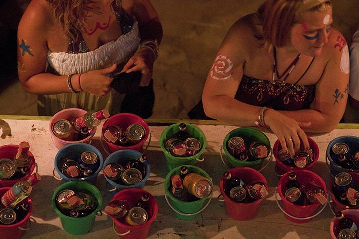 The Full Moon party idea