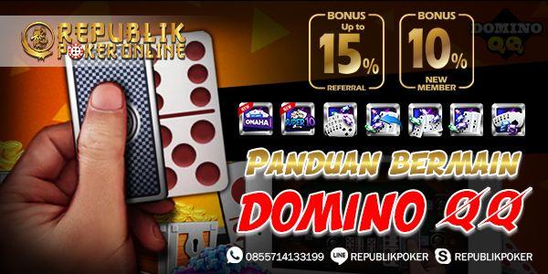 Panduan Cara Bermain Domino Qiu Qiu Kartu Poker