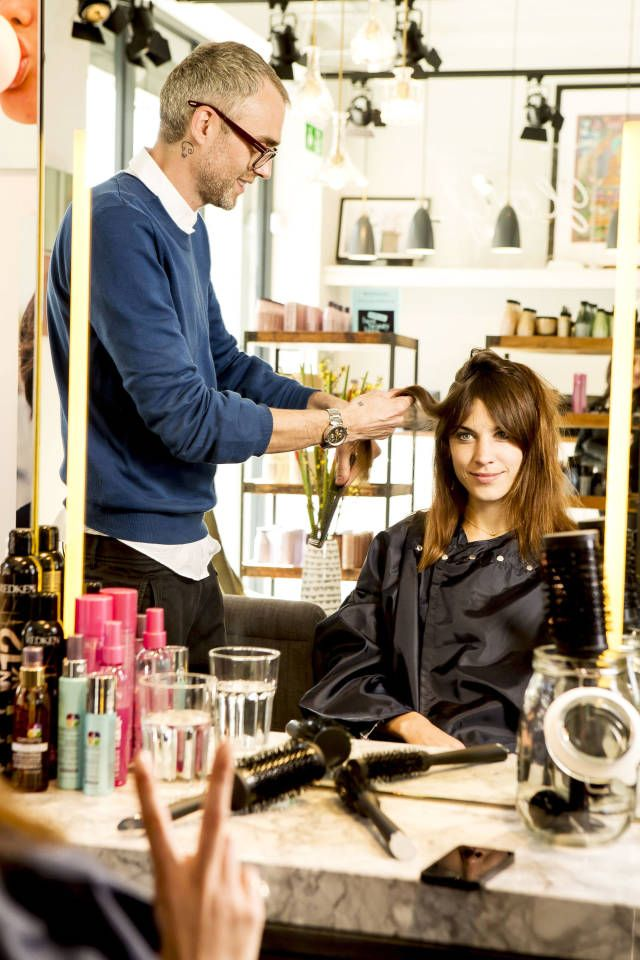 London's Hottest Hairdresser Shares His Styling Tips