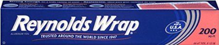 #Amazon: $8.28: 200 Sq.Ft. Reynolds Wrap Aluminum Foil $6.12 or less  free shipping #LavaHot http://www.lavahotdeals.com/us/cheap/200-sq-ft-reynolds-wrap-aluminum-foil-6/97961