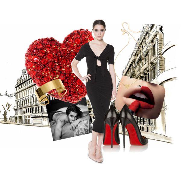 Valentine's day in ag <3 by artigogna on Polyvore.  Shop the collection here: artigogna.myshopify.com Made in Canada