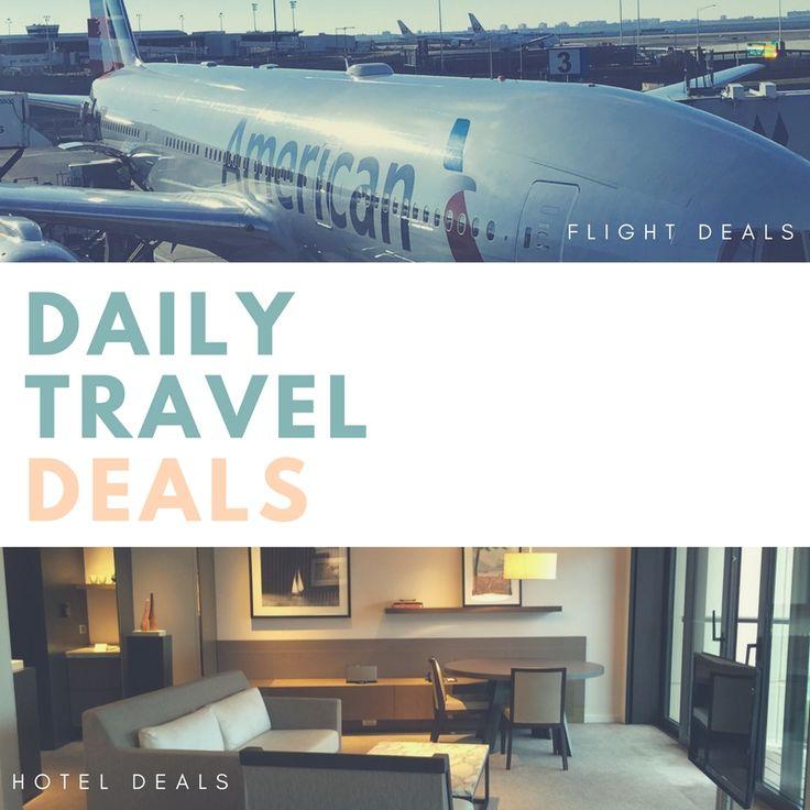 Daily Travel Deals for   September 24, 2017