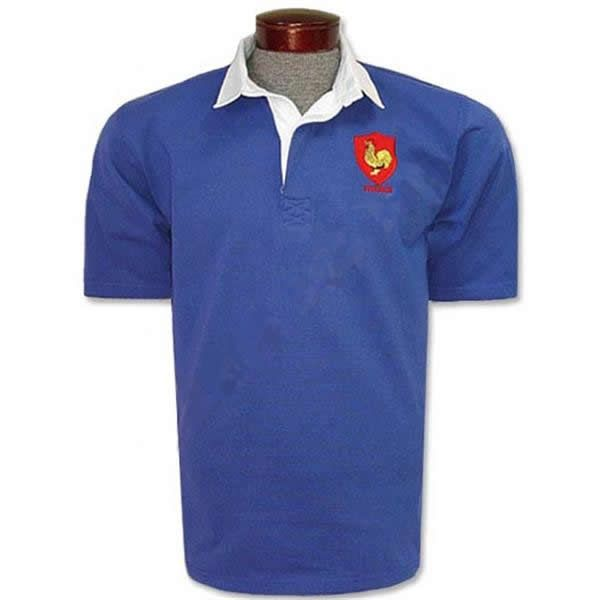 Maillot Rugby France 1981 54€