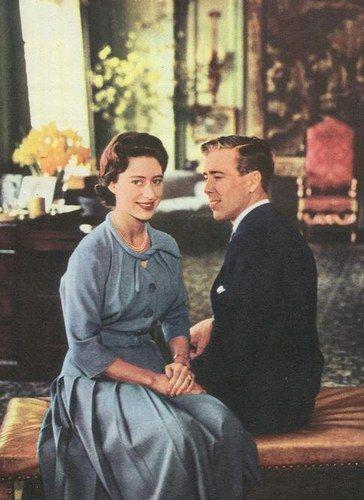 Margaret e Anthony d'Inghilterra