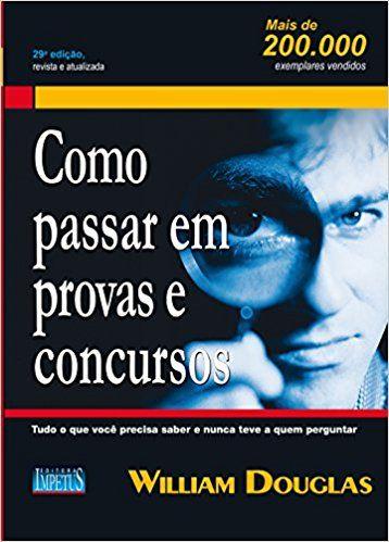 CONCURSO_Como Passar em Provas e Concursos  Livros na Amazon Brasil
