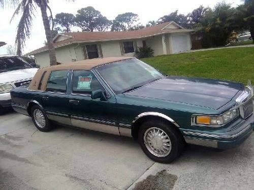 1997 Lincoln Town Car - Port Saint Lucie, FL