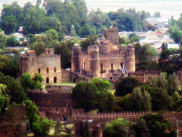 Fasil's Castle, Gondar, Ethiopia