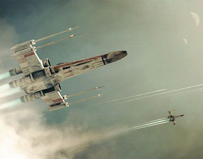 """Check out new work on my @Behance portfolio: """"Rebel in the Sky"""" http://be.net/gallery/52572581/Rebel-in-the-Sky"""