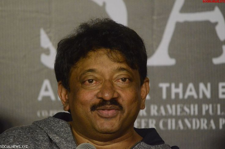 Ram Gopal Varma talks Twitter - Social News XYZ