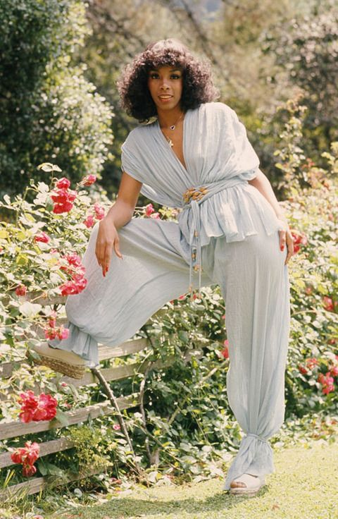 Love to Love You Baby. R.I.P. Donna Summer