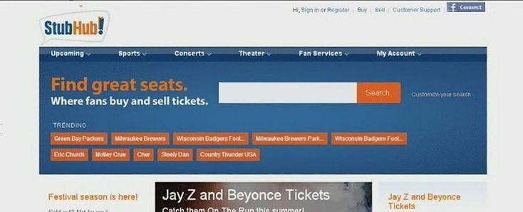 StubHub was the first of the big online ticket resellers. Having been around a few years, it has had a chance to refine its business model and gain quite a following. There are also lots of detractors as you would expect from a huge enterprise. But is StubHub legit and is it safe to buy tickets...