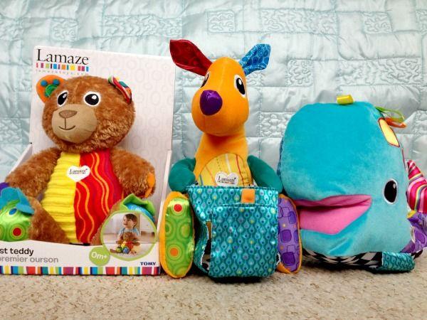 Lamaze #toys #review