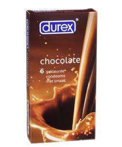 Publicidad subliminal de Durex chocolate...