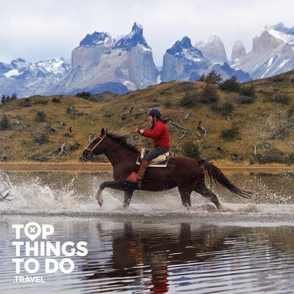 Cabalgatas - Torres del Paine y Patagonia - No hay como cabalgar en la Patagonia, una experiencia única y conmovedora, no dejes de intentar esta experiencia en tu visita a Torres del Paine.