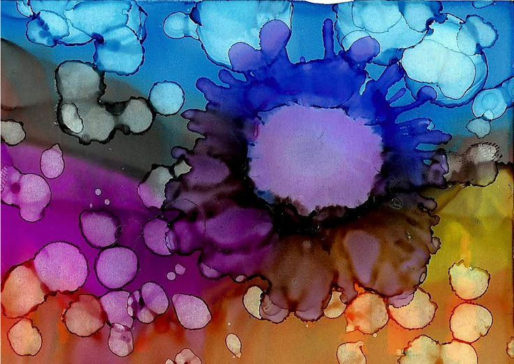 Alcohol InkArt Alcohol, Alcohol Inkt, Ink Painting, Artists Inspiration, Alcohol Inks, Alcohol Painting, Ink Inspiration, Colors Painting, Colors Inspiration