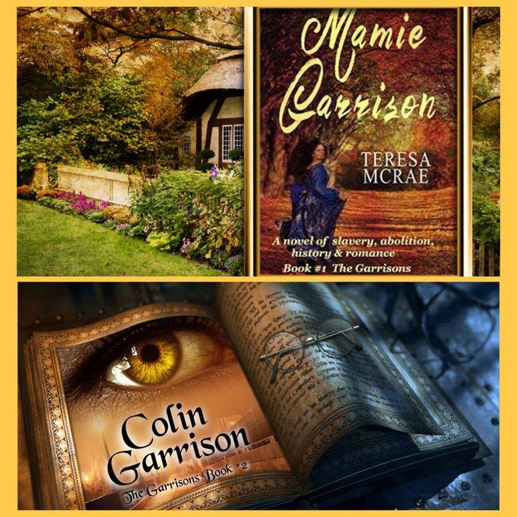 Mamie Garrison Amazon.com/dp/B0182QUN14 Book 2, Colin Garrison, coming Nov 30th 2017. Preorder for .99 at Amazon.com/dp/B0759MYN81